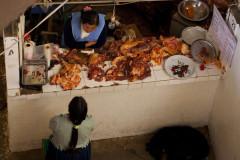 Sucre, miasto w którym nie myją sałaty
