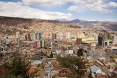 Jak zima w La Paz