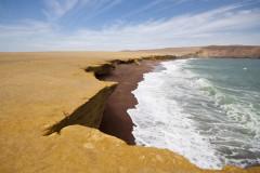 Gdzie pustynia spotyka się z morzem