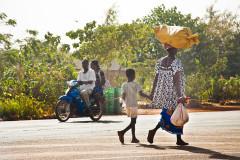 Bonjour Ouagadougou! Dzień dobry Wagadugu!