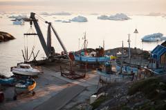 Góry lodowe Ilulissat i Zatoki Disko