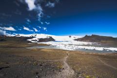 Pod wiatr ku lodowym lagunom