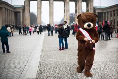 Nach Berlin