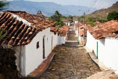 Na kolumbijskich placach