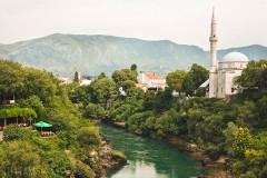 Przez zieloną Bośnię – Bałkany autem