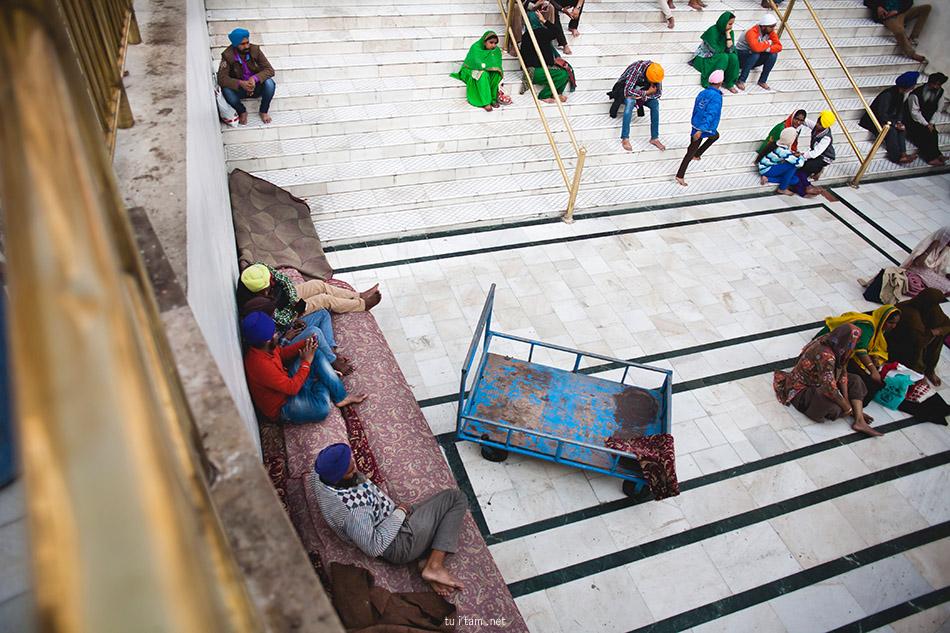 Amritsar, Złota Świątynia, Indie (12)