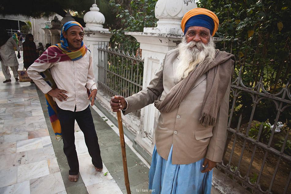 Amritsar, Złota Świątynia, Indie (31)