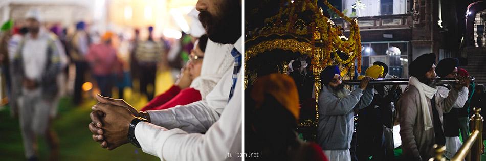 Amritsar, Złota Świątynia, Indie (35)