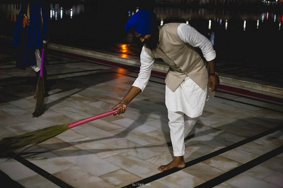 Amritsar, Złota Świątynia, Indie (36)