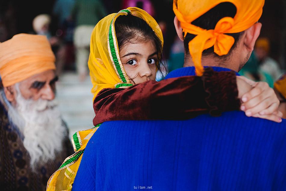 Amritsar, Złota Świątynia, Indie (49)