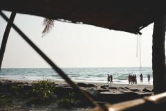 Kieszenie pełne muszli | Kerala
