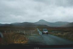 Przełamując deszcze | Isle of Skye