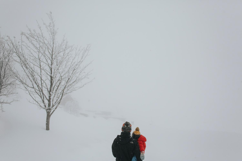góry zimą samotnia21