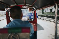 Bangkok po raz pierwszy